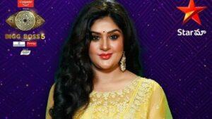 Priya Bigg Boss Telugu Contestant