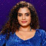 Sarayu Bigg Boss Telugu Contestant