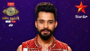 Vishwa Bigg Boss Telugu Contestant