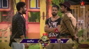 Bigg Boss 5 Telugu Week 7 Nominated Contestants